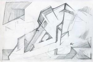 o.T. 04.2009 II 14,2x21,0cm