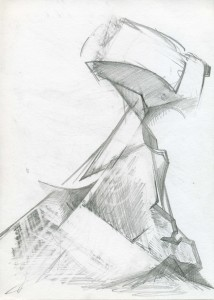 o.T. 06.2012 V 14,8x21cm
